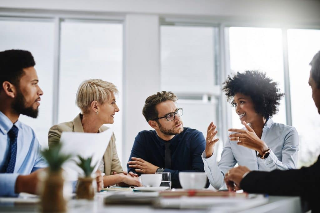 communication with your team effectively